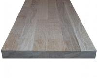 Мебельный щит из дуба (срощенный) 20мм