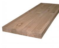 Мебельный щит из лиственницы (цельный) 40мм