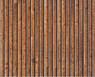 Декоративная рейка из американского ореха 20мм